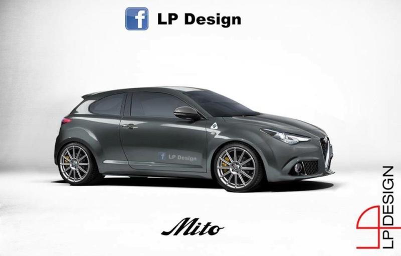 2016 - [Alfa Romeo] MiTo restylée - Page 2 11870810