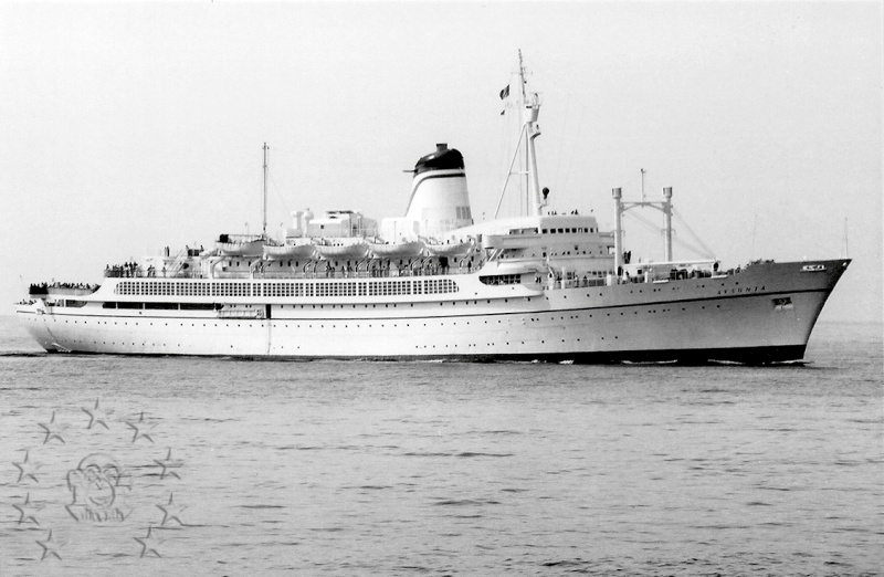' T/n Ausonia' - Adriatica - 1957 06_nav10