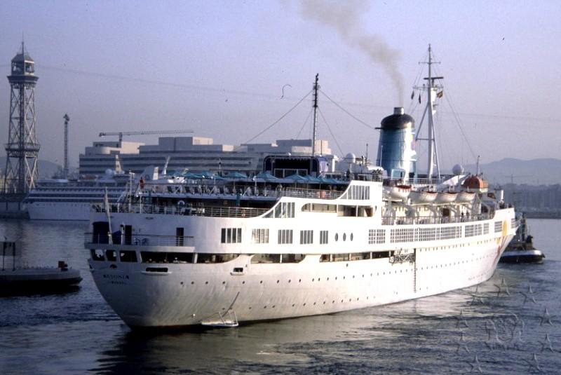 ' T/n Ausonia' - Adriatica - 1957 10_fir10