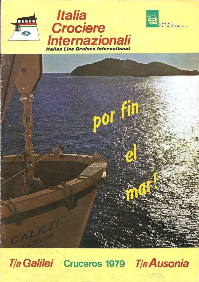 ' T/n Ausonia' - Adriatica - 1957 10_ici10
