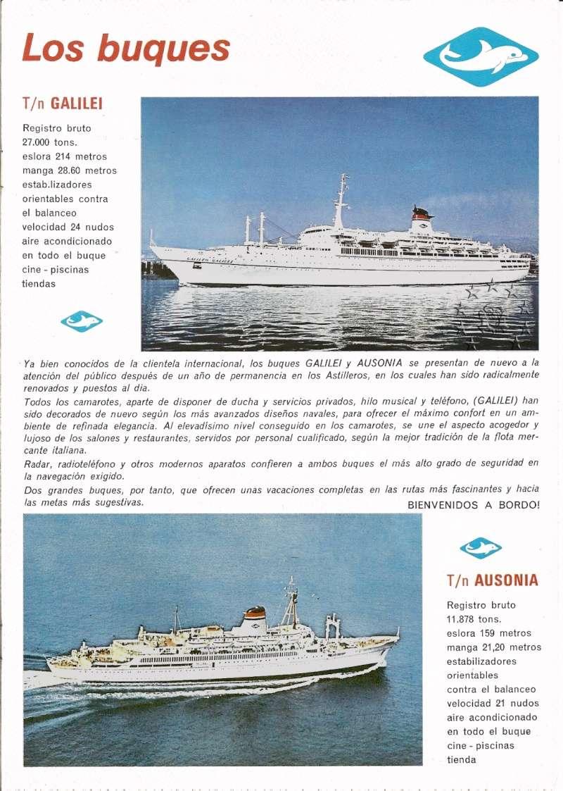 ' T/n Ausonia' - Adriatica - 1957 11_ici10