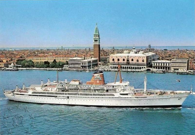 ' T/n Ausonia' - Adriatica - 1957 14_nav10