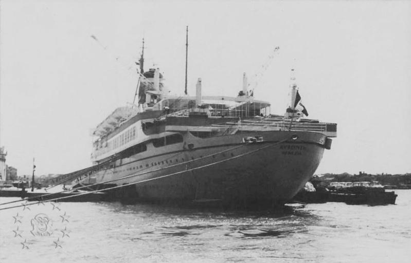 ' T/n Ausonia' - Adriatica - 1957 15_nav10