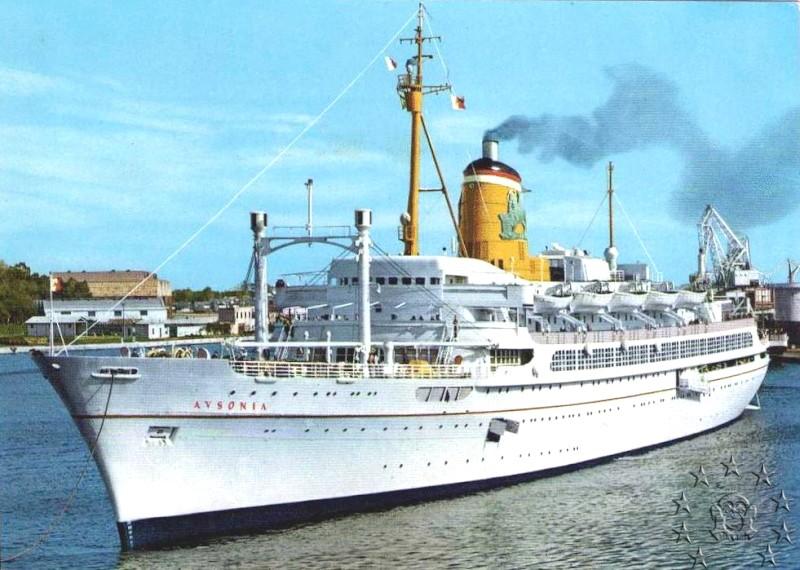 ' T/n Ausonia' - Adriatica - 1957 18_col10
