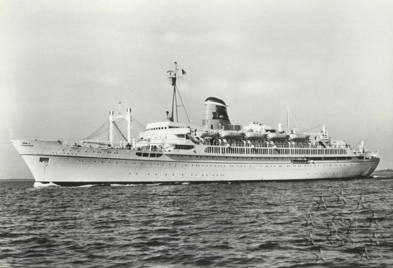 ' T/n Ausonia' - Adriatica - 1957 19_nav10