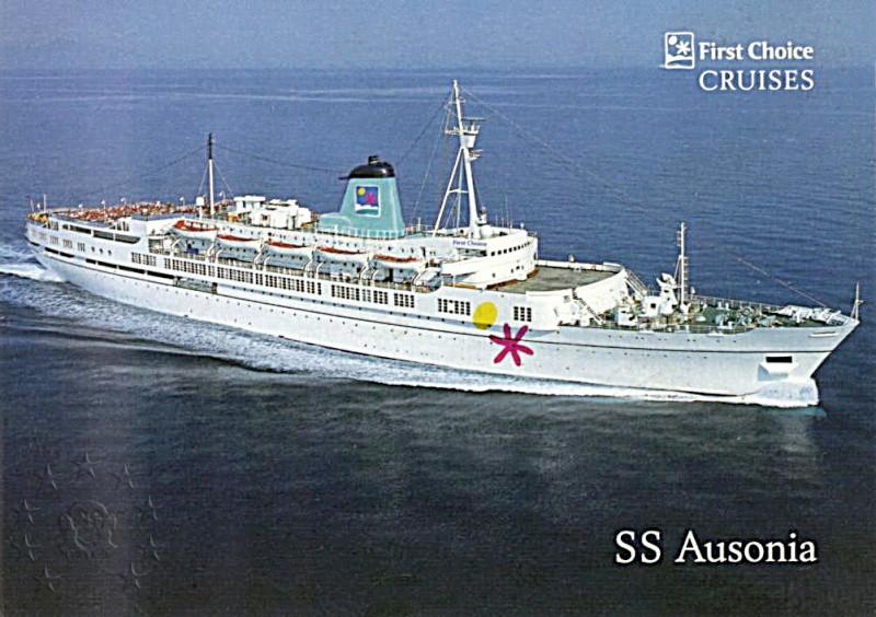 ' T/n Ausonia' - Adriatica - 1957 1_fir110