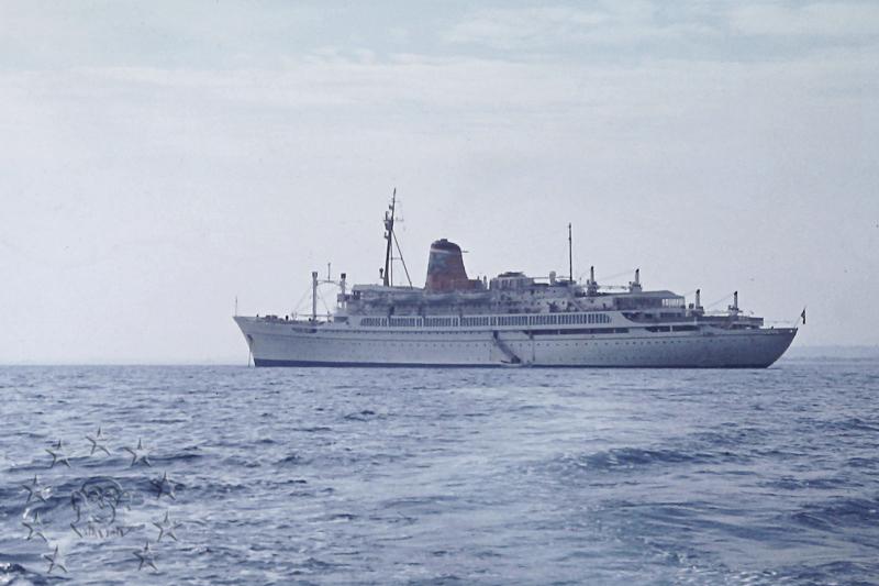 ' T/n Ausonia' - Adriatica - 1957 21702810