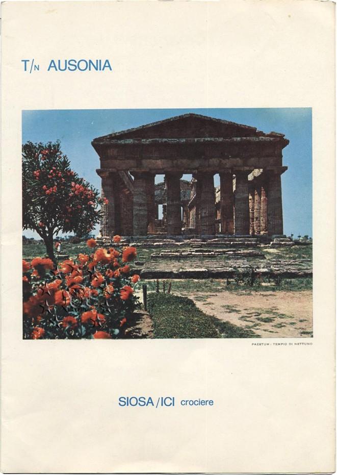 ' T/n Ausonia' - Adriatica - 1957 21_nav11