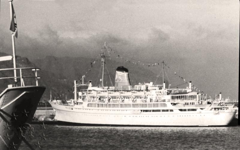 ' T/n Ausonia' - Adriatica - 1957 24_nav11
