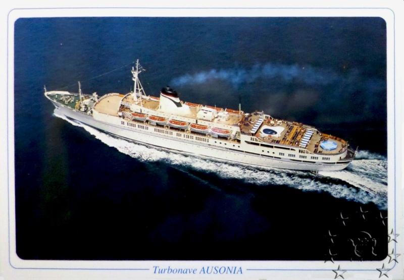 ' T/n Ausonia' - Adriatica - 1957 25_nav10