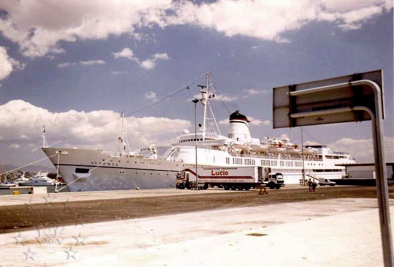 ' T/n Ausonia' - Adriatica - 1957 27_sio10