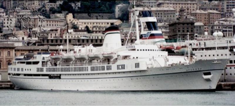 ' T/n Ausonia' - Adriatica - 1957 30_mol10