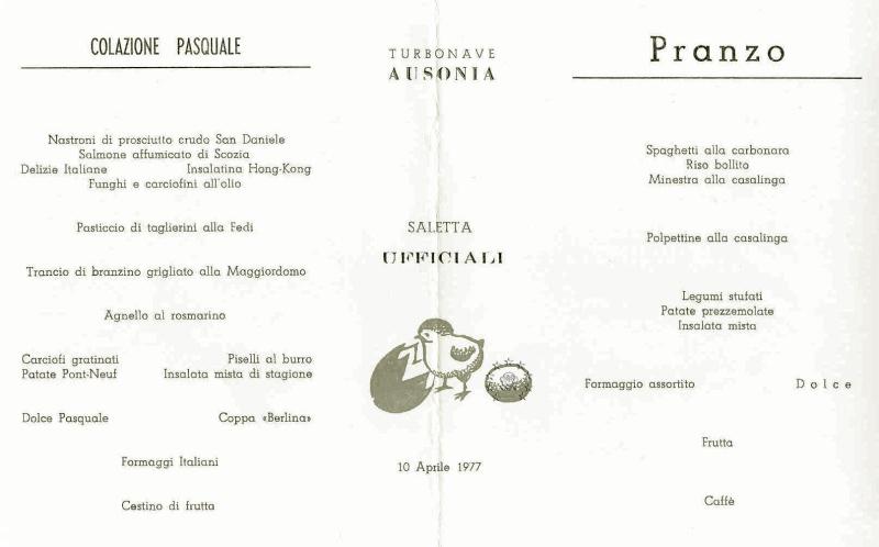 ' T/n Ausonia' - Adriatica - 1957 30a_me10