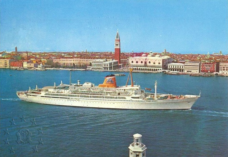 ' T/n Ausonia' - Adriatica - 1957 33_nav10