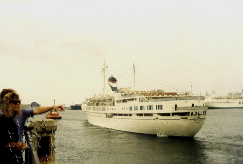 ' T/n Ausonia' - Adriatica - 1957 33_nav11