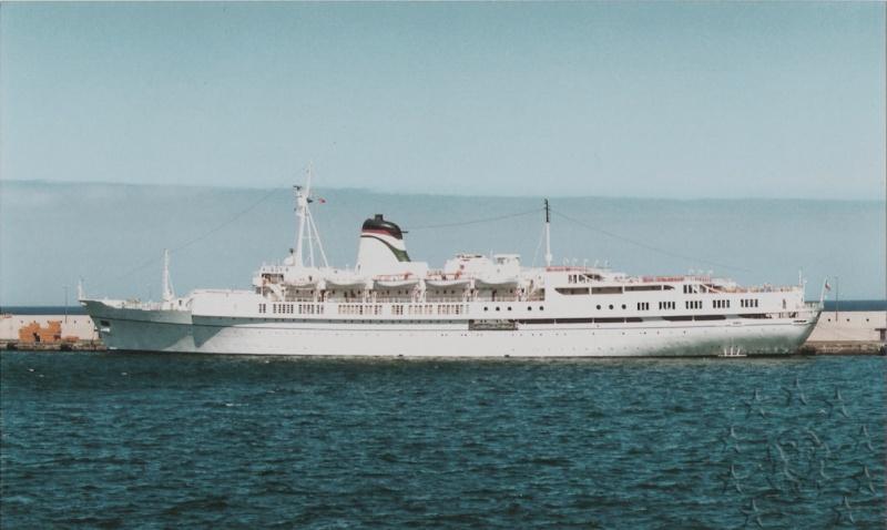 ' T/n Ausonia' - Adriatica - 1957 34_nav10