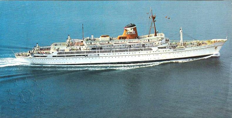 ' T/n Ausonia' - Adriatica - 1957 35_aus10