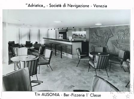 ' T/n Ausonia' - Adriatica - 1957 360_ea10