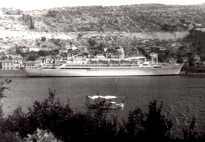 ' T/n Ausonia' - Adriatica - 1957 38_nav10
