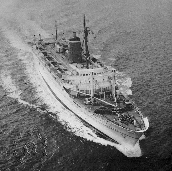 ' T/n Ausonia' - Adriatica - 1957 45_nav10