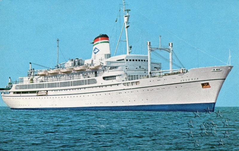 ' T/n Ausonia' - Adriatica - 1957 4_nave10