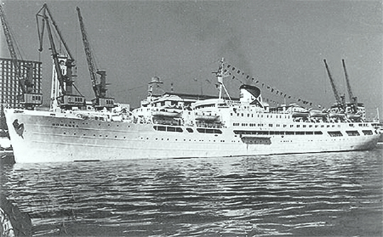 m/n Aurelia - Cogedar - 1938 57615610