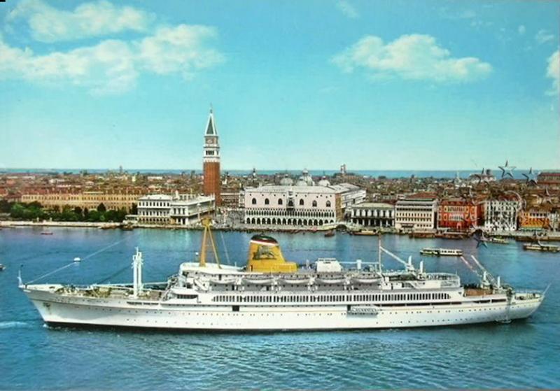' T/n Ausonia' - Adriatica - 1957 5_463_10