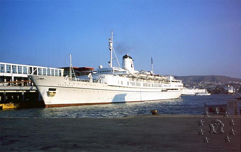 ' T/n Ausonia' - Adriatica - 1957 5_auso10