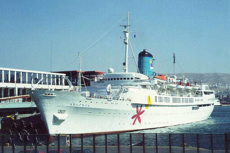 ' T/n Ausonia' - Adriatica - 1957 5_auso11