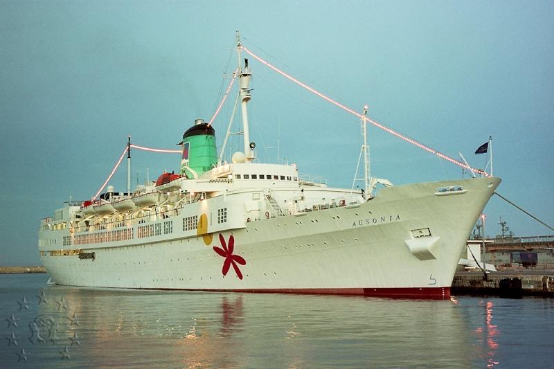 ' T/n Ausonia' - Adriatica - 1957 6_nave10