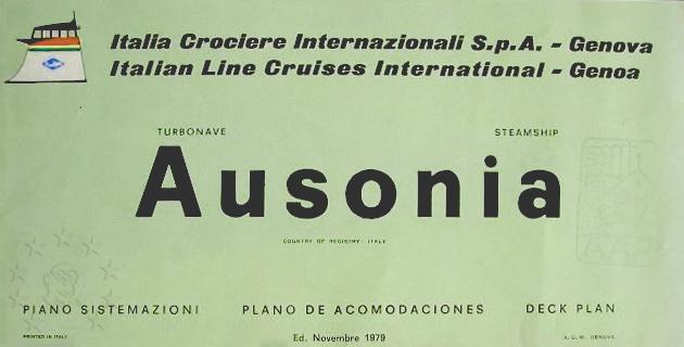 ' T/n Ausonia' - Adriatica - 1957 7_ita110