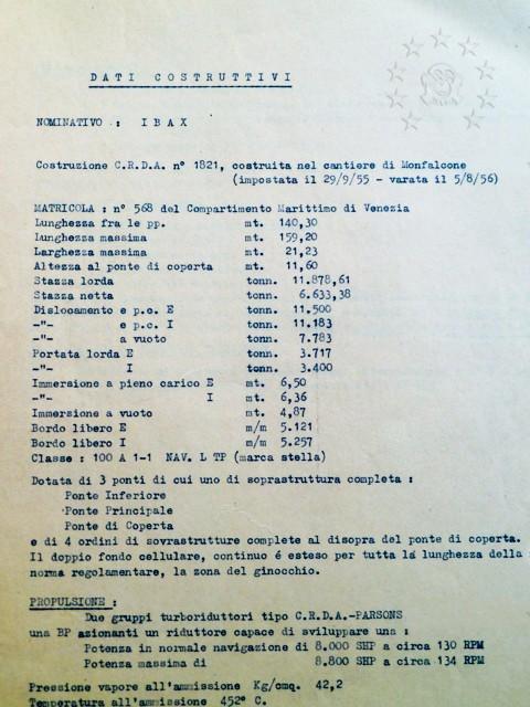 ' T/n Ausonia' - Adriatica - 1957 7_nave10