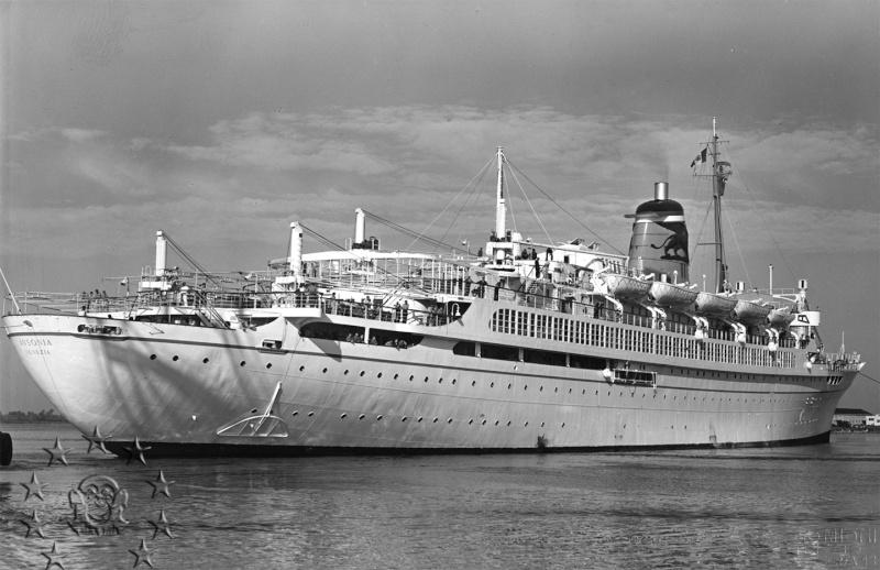 ' T/n Ausonia' - Adriatica - 1957 Aus_2612