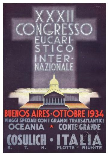 motonave 'Oceania' - Cosulich - 1933 Concil10