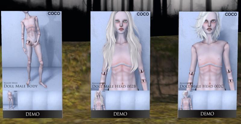 COCO doll Zzmudo13