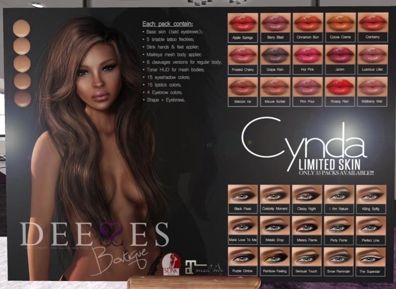 [Femme] Deesse's devient The Face - Page 2 Zzzzde10
