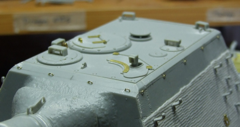 Projet Jagdtiger (x4) 1/35 - Page 3 6410