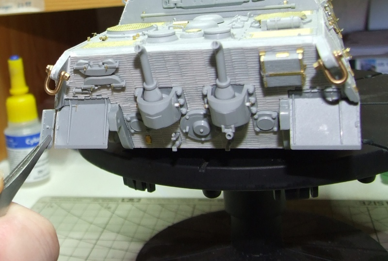 Projet Jagdtiger (x4) 1/35 - Page 3 6610