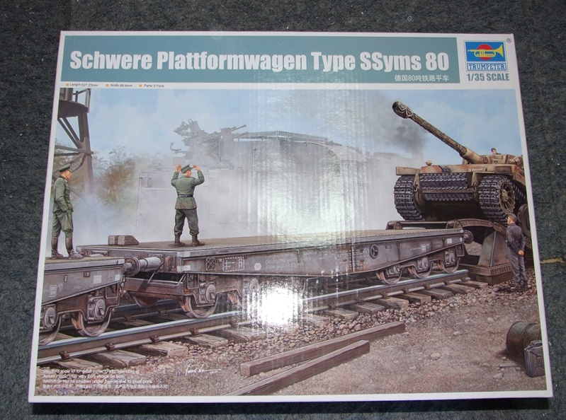 Projet Jagdtiger (x4) 1/35 - Page 3 Dscf5613