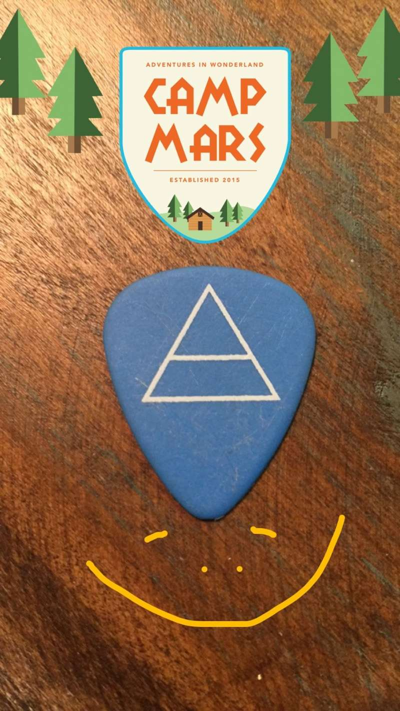 The Mars Camp Malibu CA : 22 au 24 Août 2015 - Page 2 Jaredl11