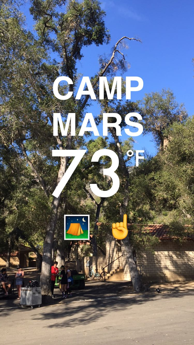 The Mars Camp Malibu CA : 22 au 24 Août 2015 - Page 3 Marsof22