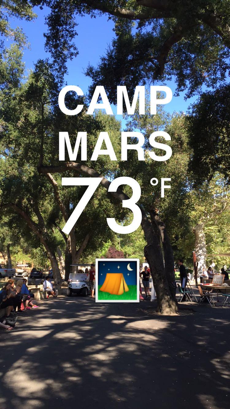 The Mars Camp Malibu CA : 22 au 24 Août 2015 - Page 3 Marsof24