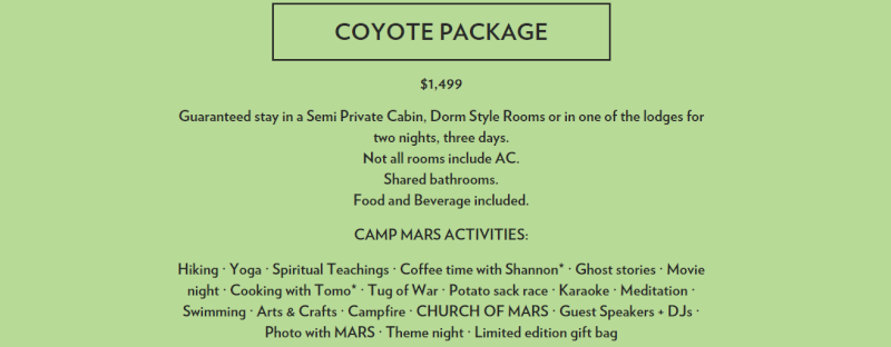 SOON - The Mars Camp Malibu CA : 22 au 24 Août 2015 Sans_t15