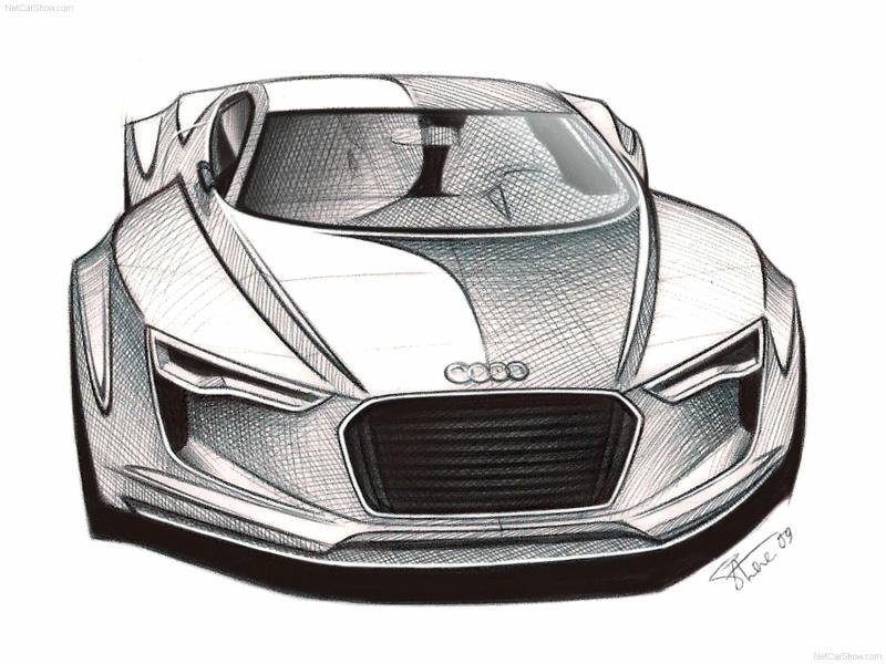[Présentation] Le design par Audi - Page 2 Audi-e11