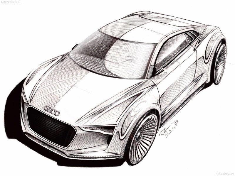 [Présentation] Le design par Audi - Page 2 Audi-e14