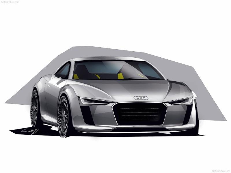 [Présentation] Le design par Audi - Page 2 Audi-e16
