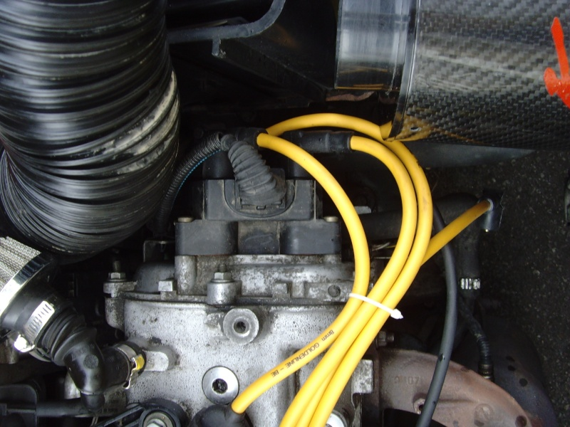 tuto changement bobines d allumage punto sporting 1. 16v Snv36110