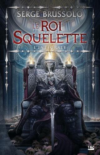 Brussolo Serge - Le Roi squelette  Aa664111
