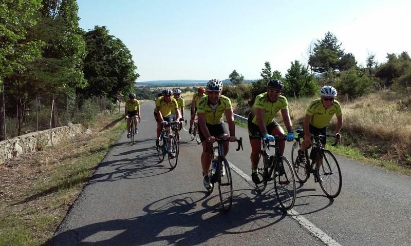 Excursion Amaika Bat 2105. Segovia Comien10