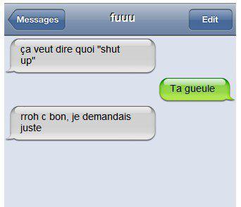 Humour Shutup10